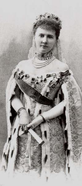 Princess Elisabeth of Saxe-Altenburg