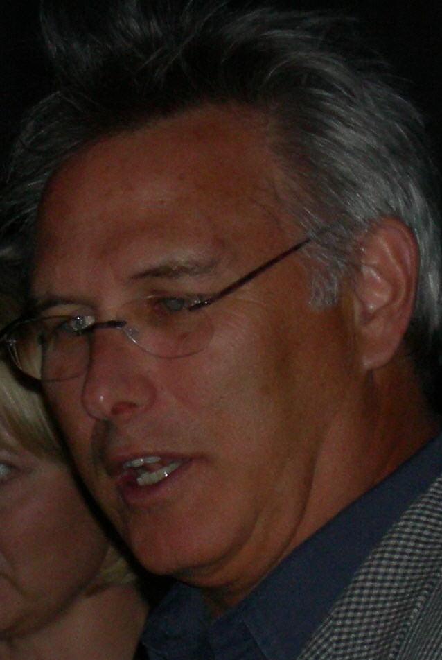 Depiction of Eric Fischl