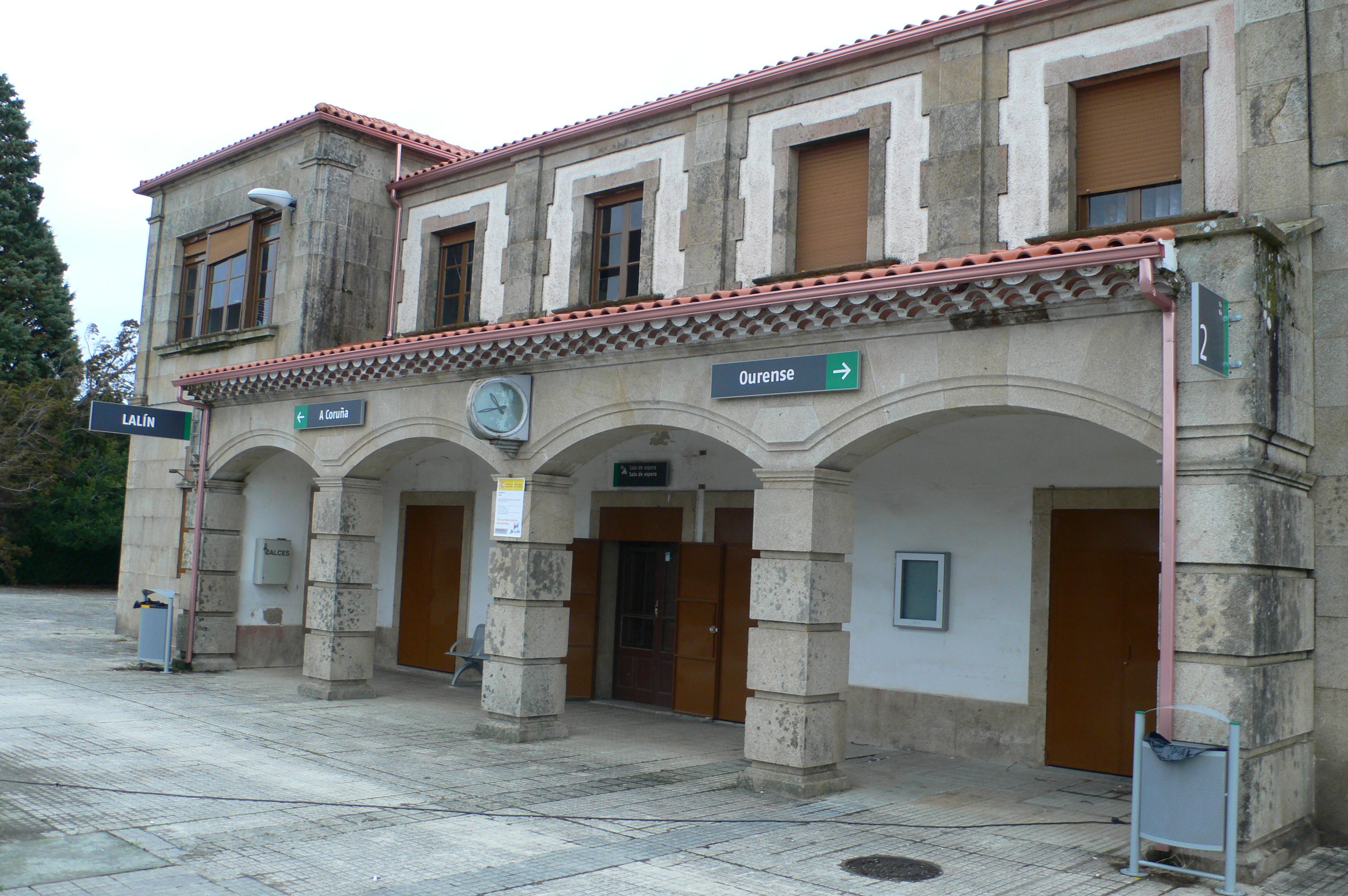 Estación de Lalín