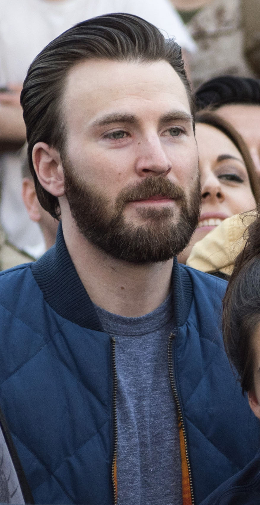 Chris Evans (actor) - ...