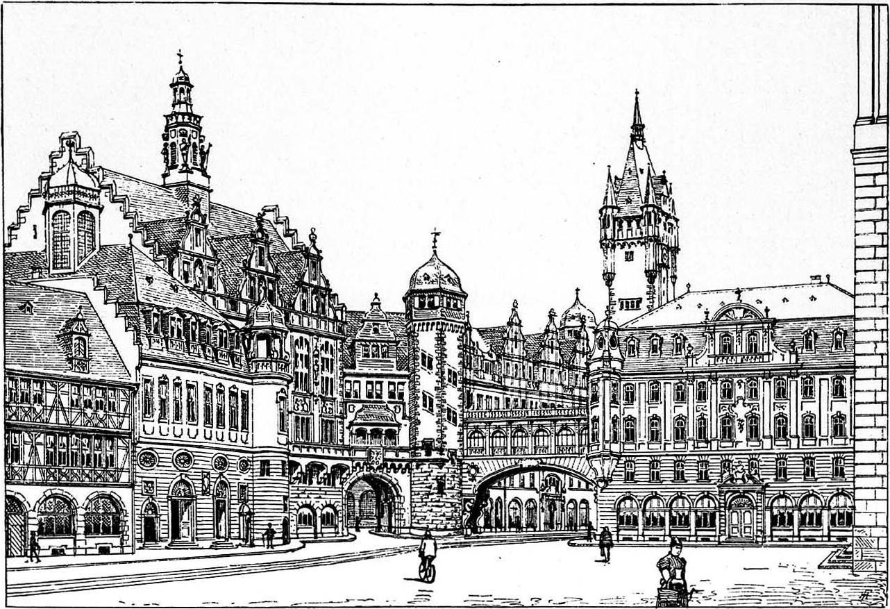 File:Expansion Plan Town Hall Frankfurt 1900