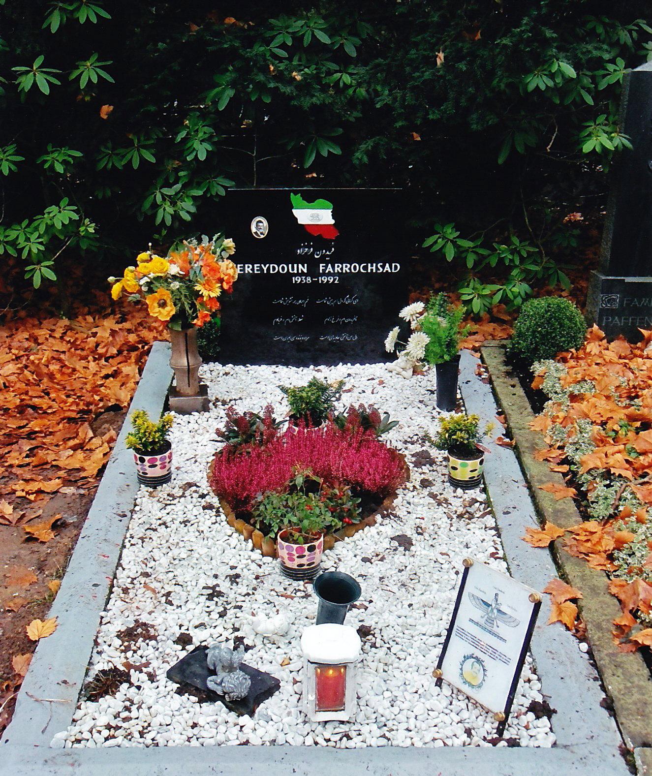 Fereydoun Farokhzad Death