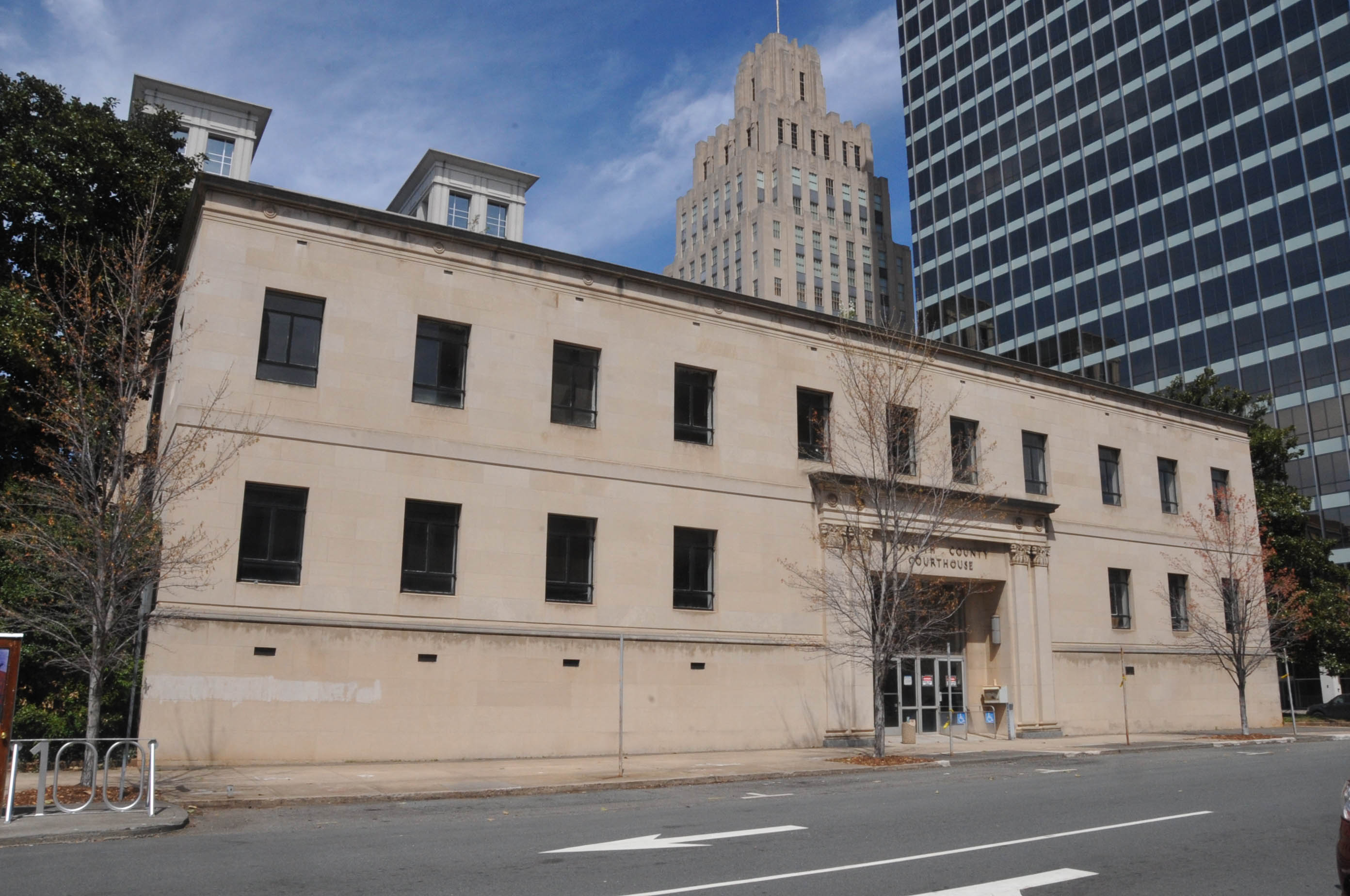 Forsyth County Courthouse - Wikipedia