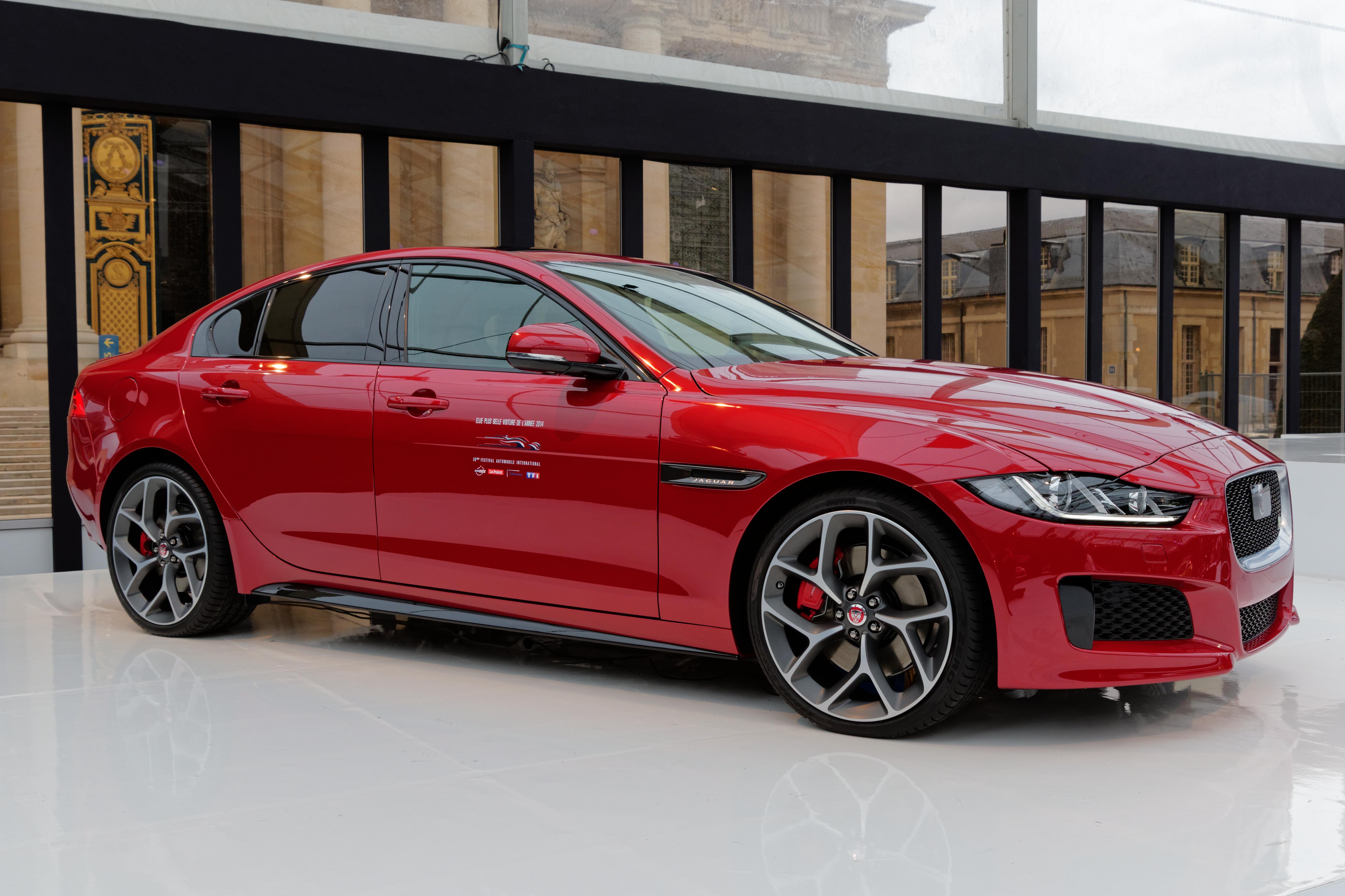 FileFestival Automobile International Jaguar XE Jpg - 2015 jaguar xe