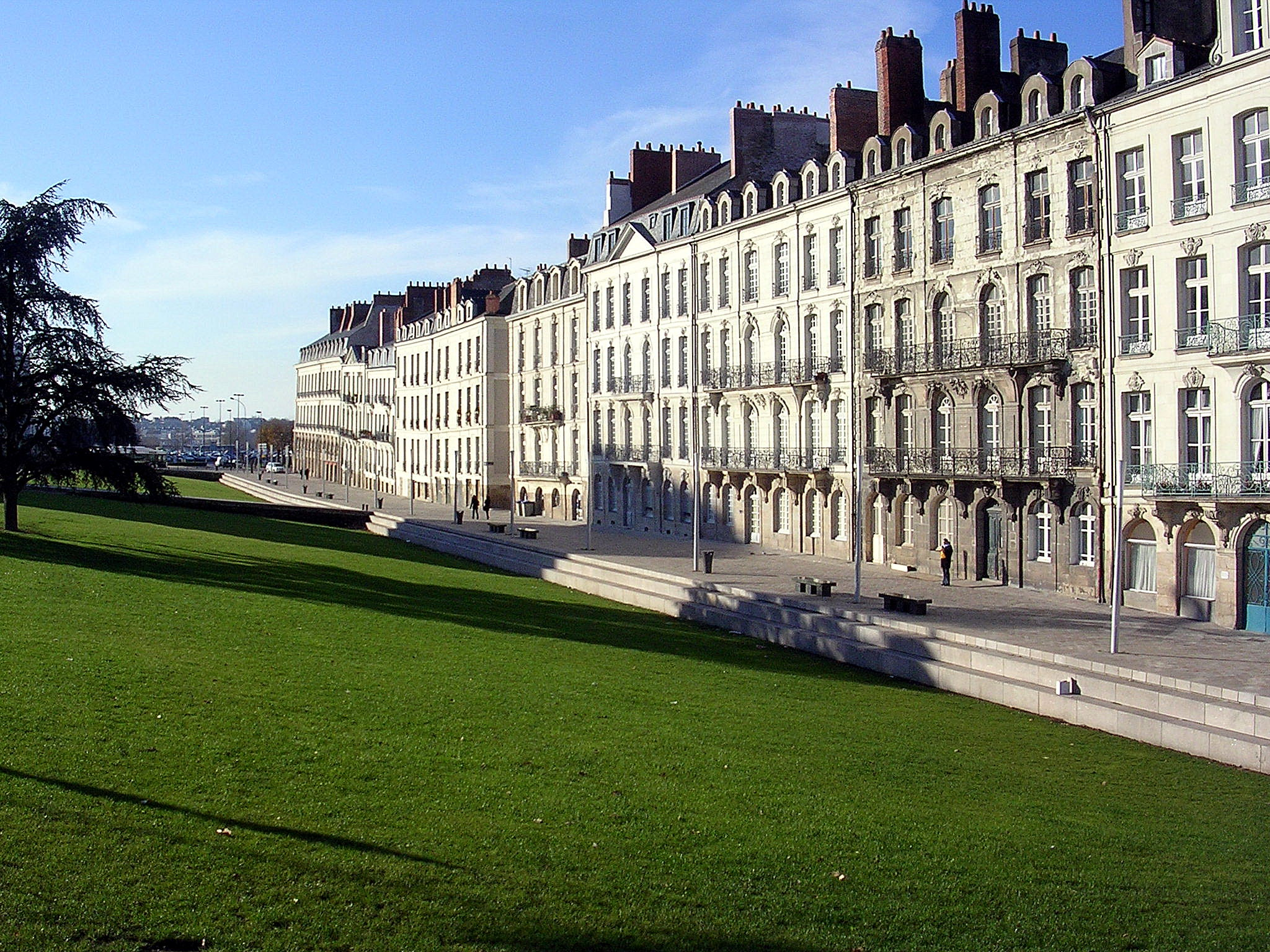 Hotels In Nantes With Parking
