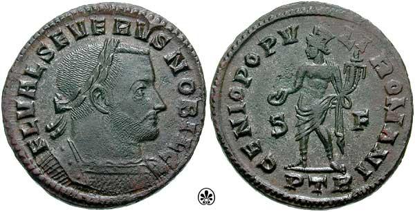 Fichier:Follis-Flavius Valerius Severus-trier RIC 650a.jpg