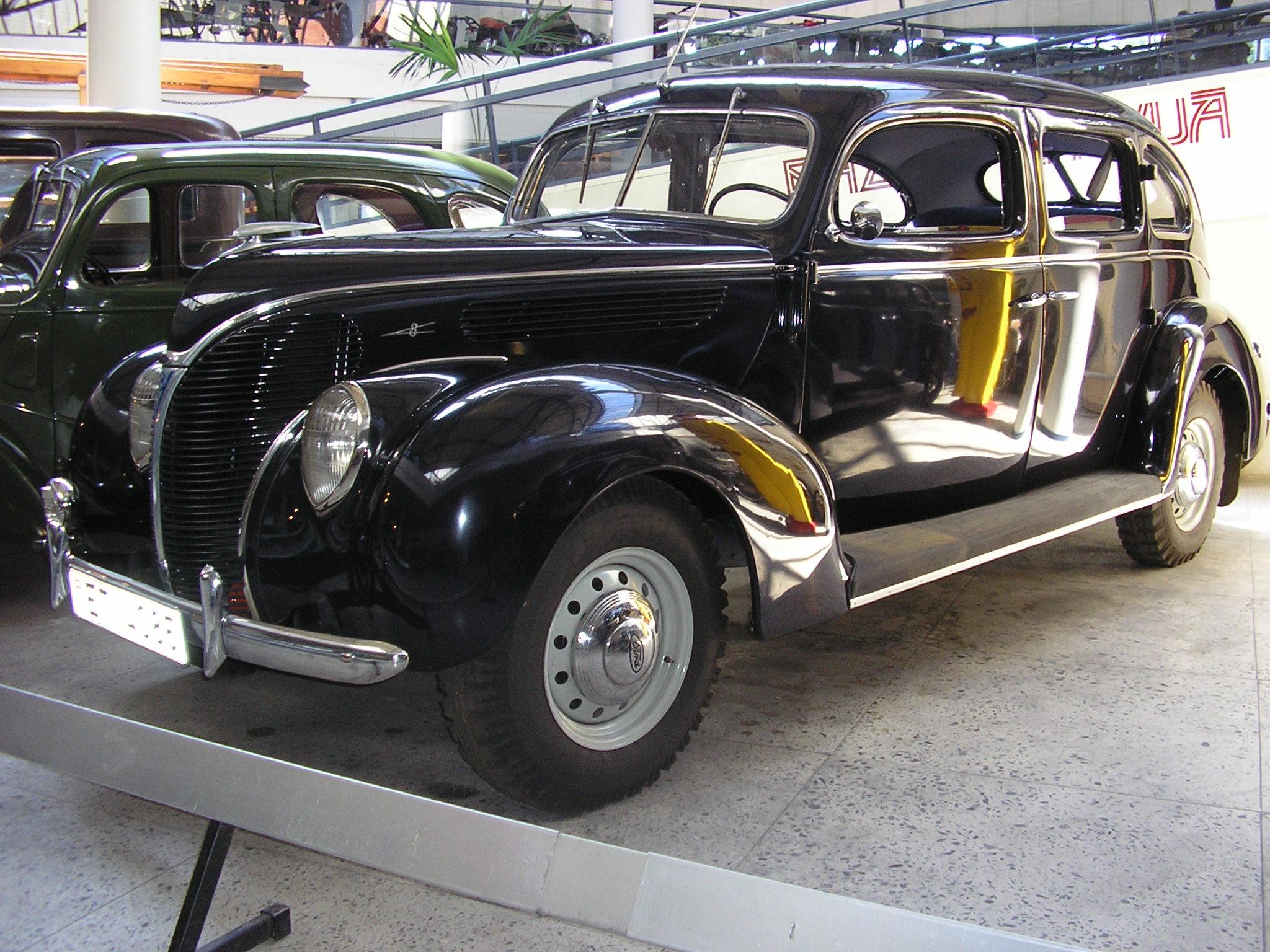 De Luxe Ford Wikipedia