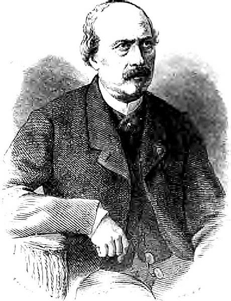 François Ponsard (vers 1866)