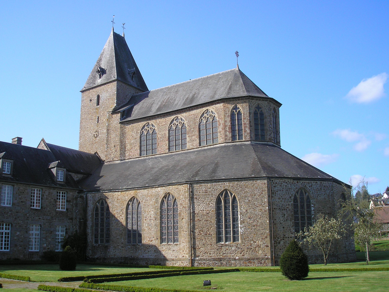 Abbaye de Lonlay