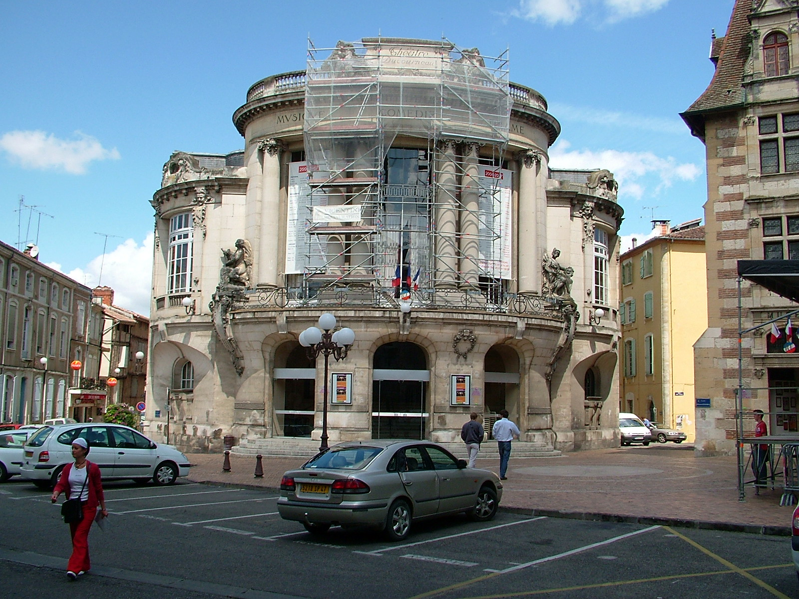 Agen France  city photos gallery : Fichier:France Agen Theatre — Wikipédia