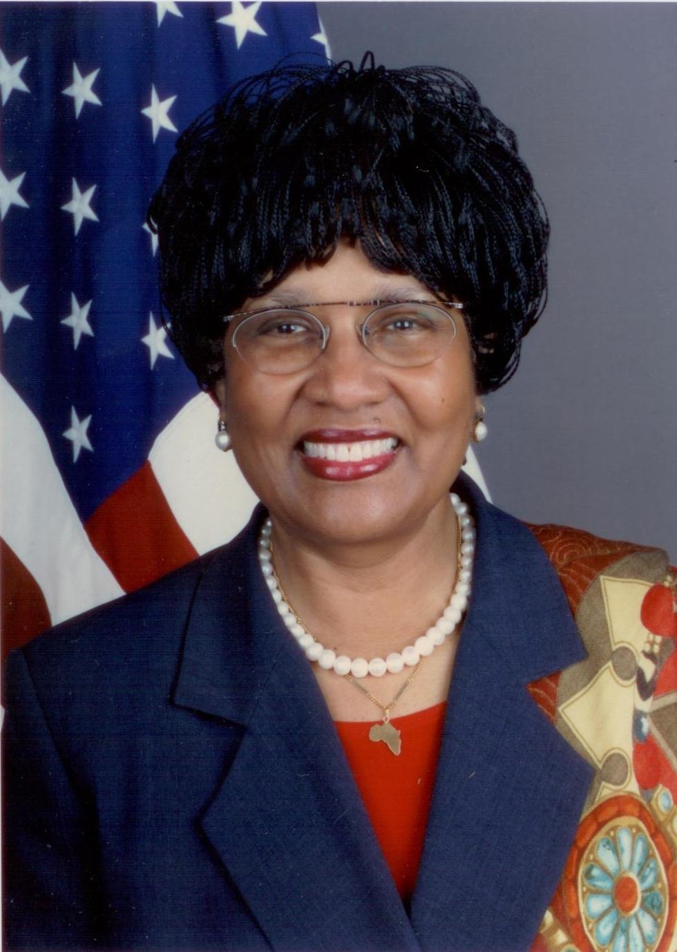 Gayleatha B . Brown