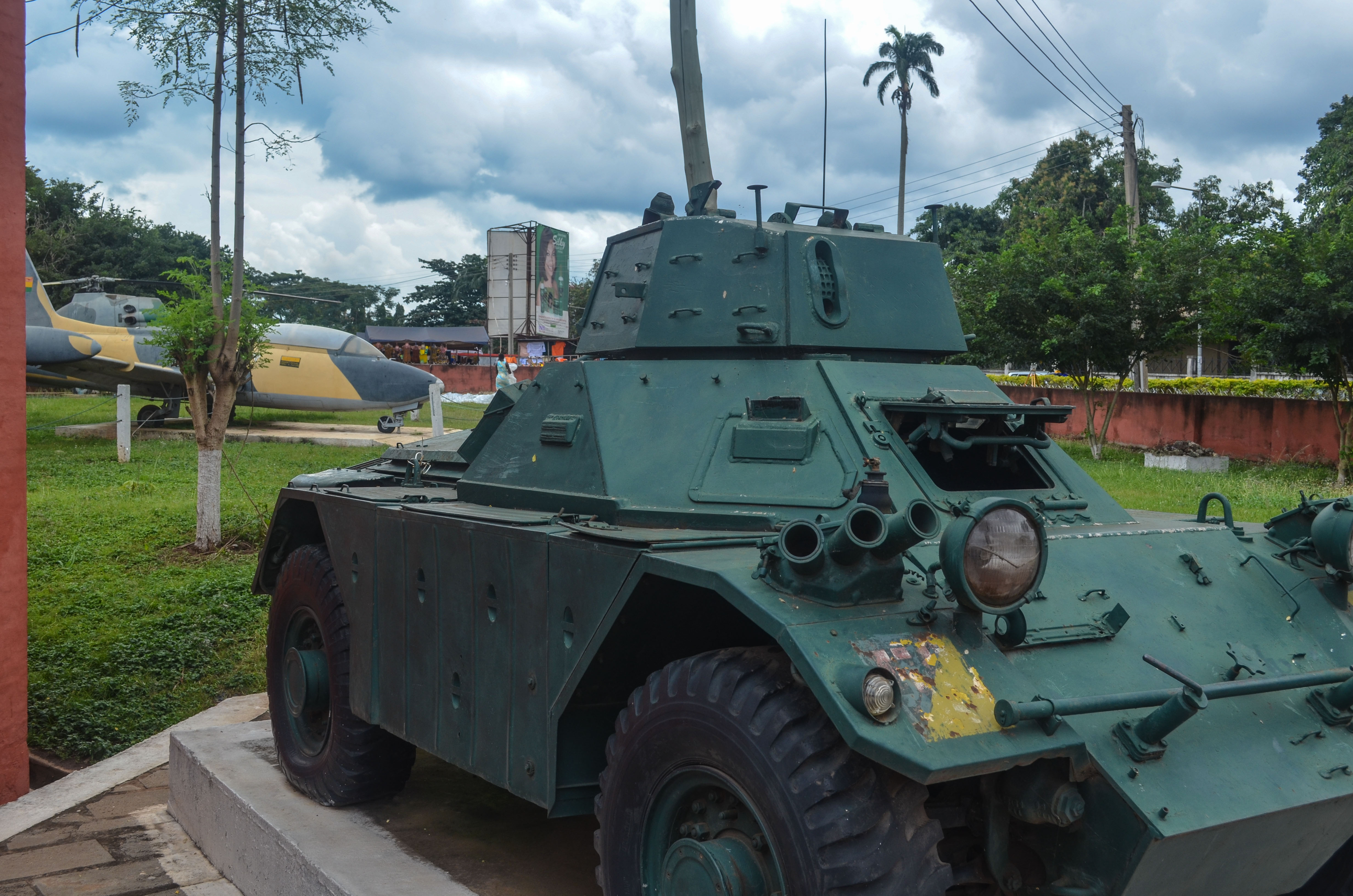 file ghana army historic armoured fighting vehicle afv and combat
