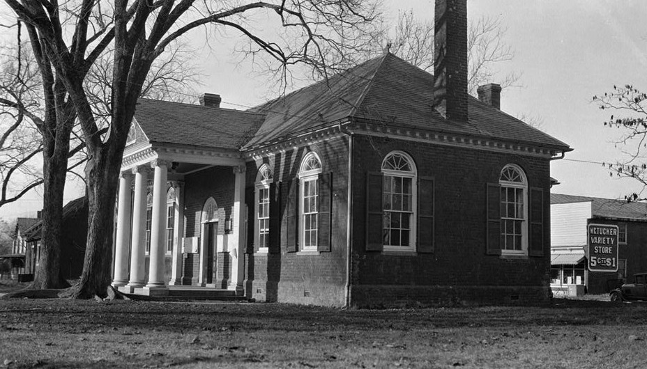 Gloucester County Courthouse Square Historic District