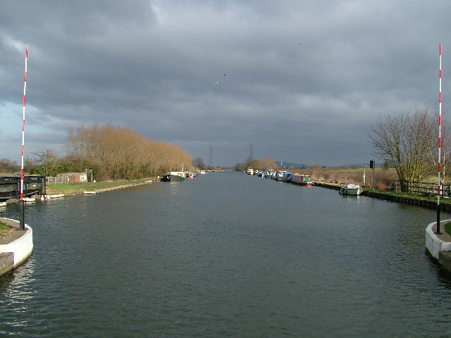 Gloucester and Sharpness Canal, Saul - geograph.org.uk - 22180
