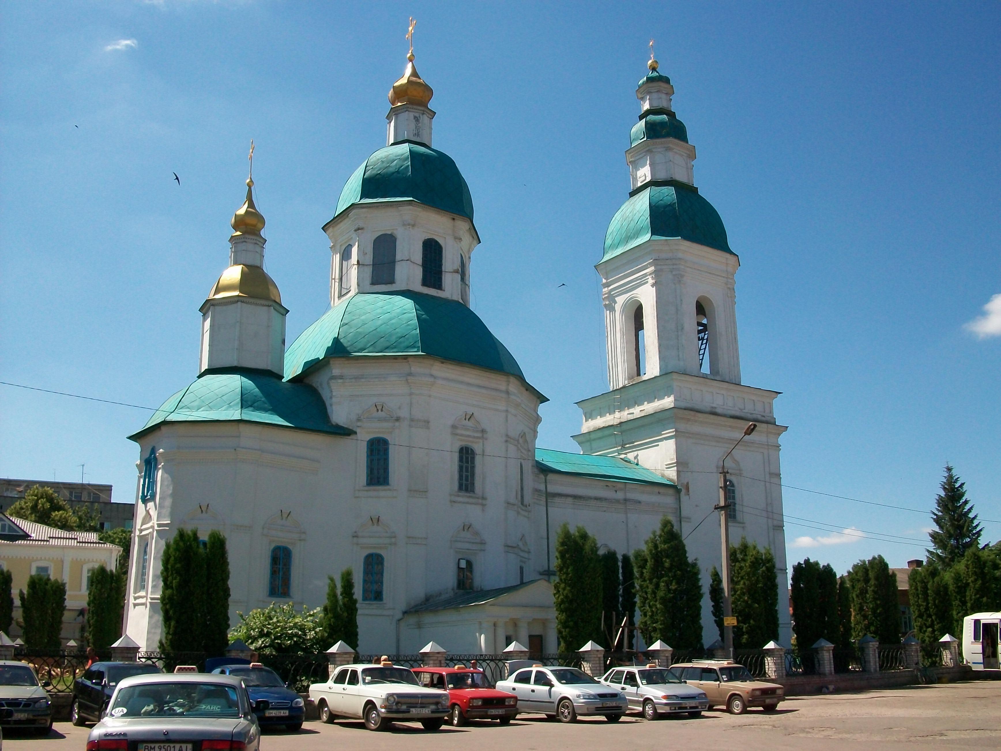 Конотопська єпархія УПЦ (МП) — Вікіпедія