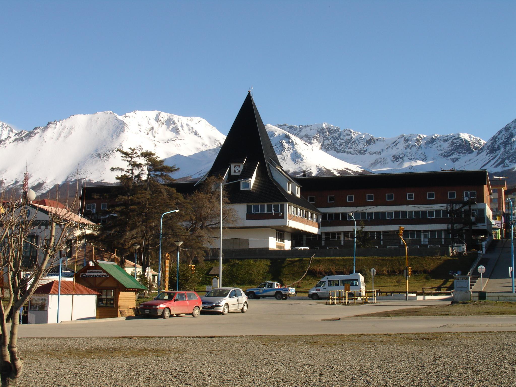 Provincia De Tierra Del Fuego Antartida E Islas Del Atlantico Sur