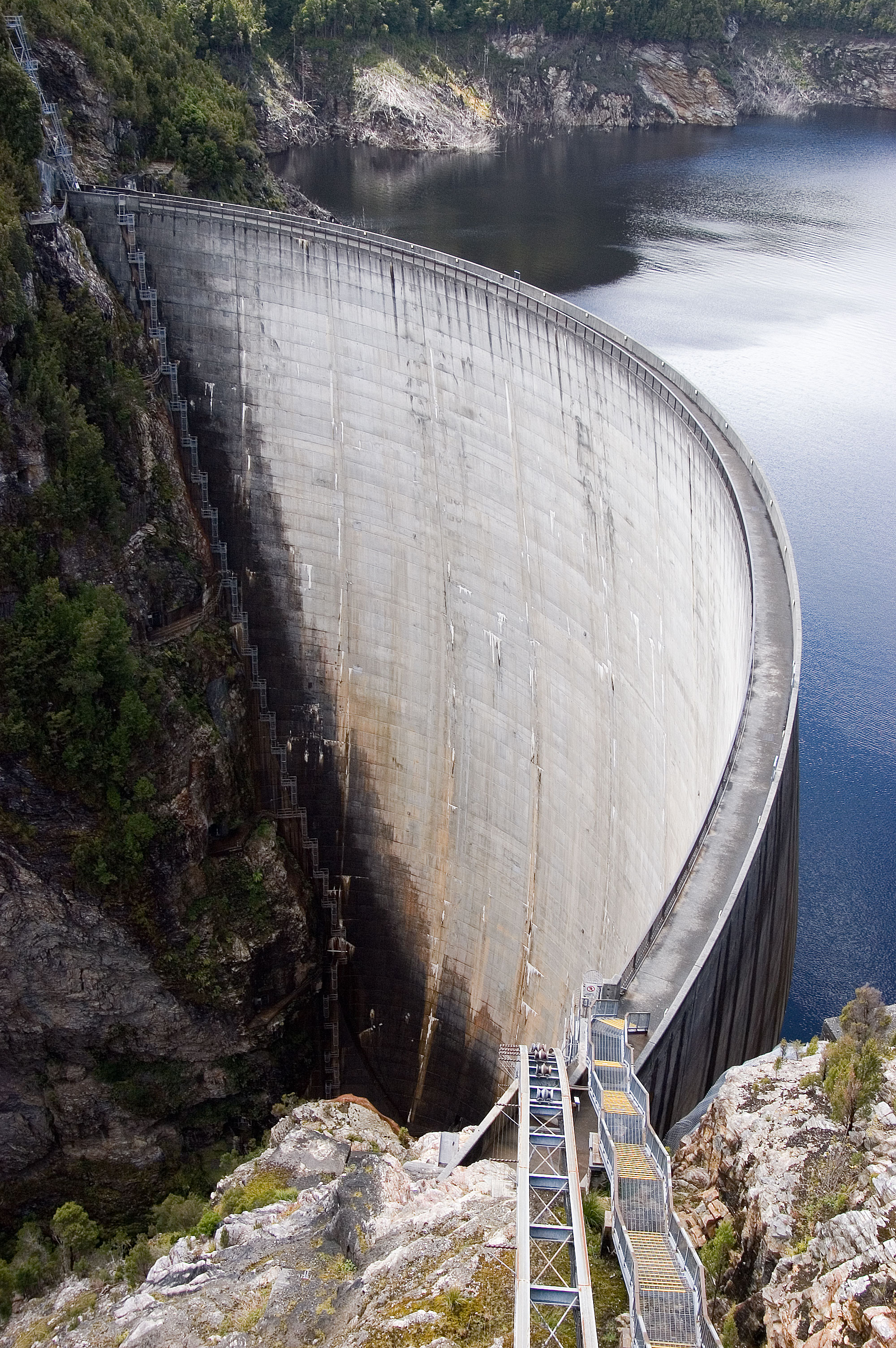 List Of Reservoirs And Dams In Australia Wikiwand