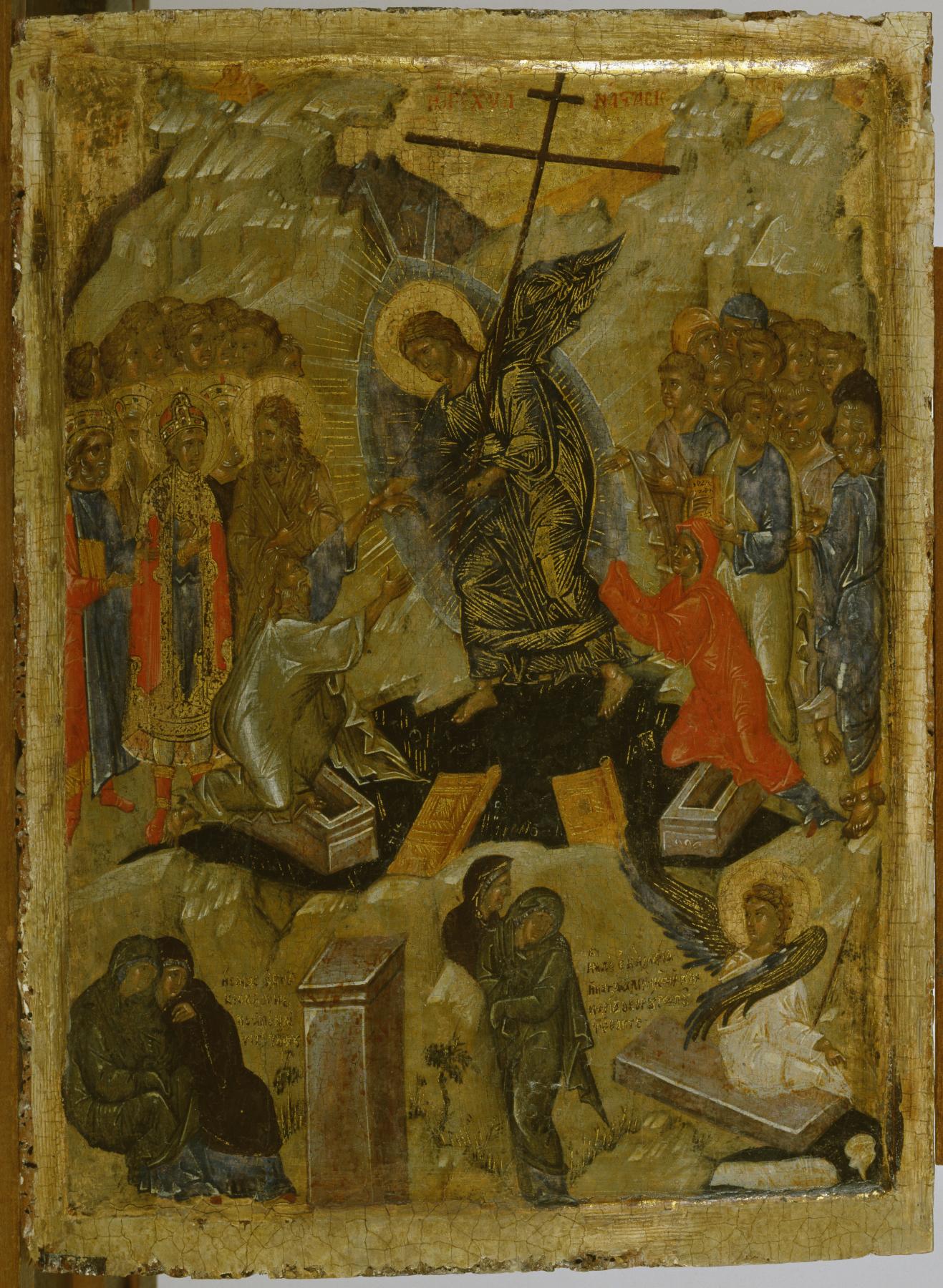 File:Greek - Resurrection of Christ - Walters 37751.jpg ...
