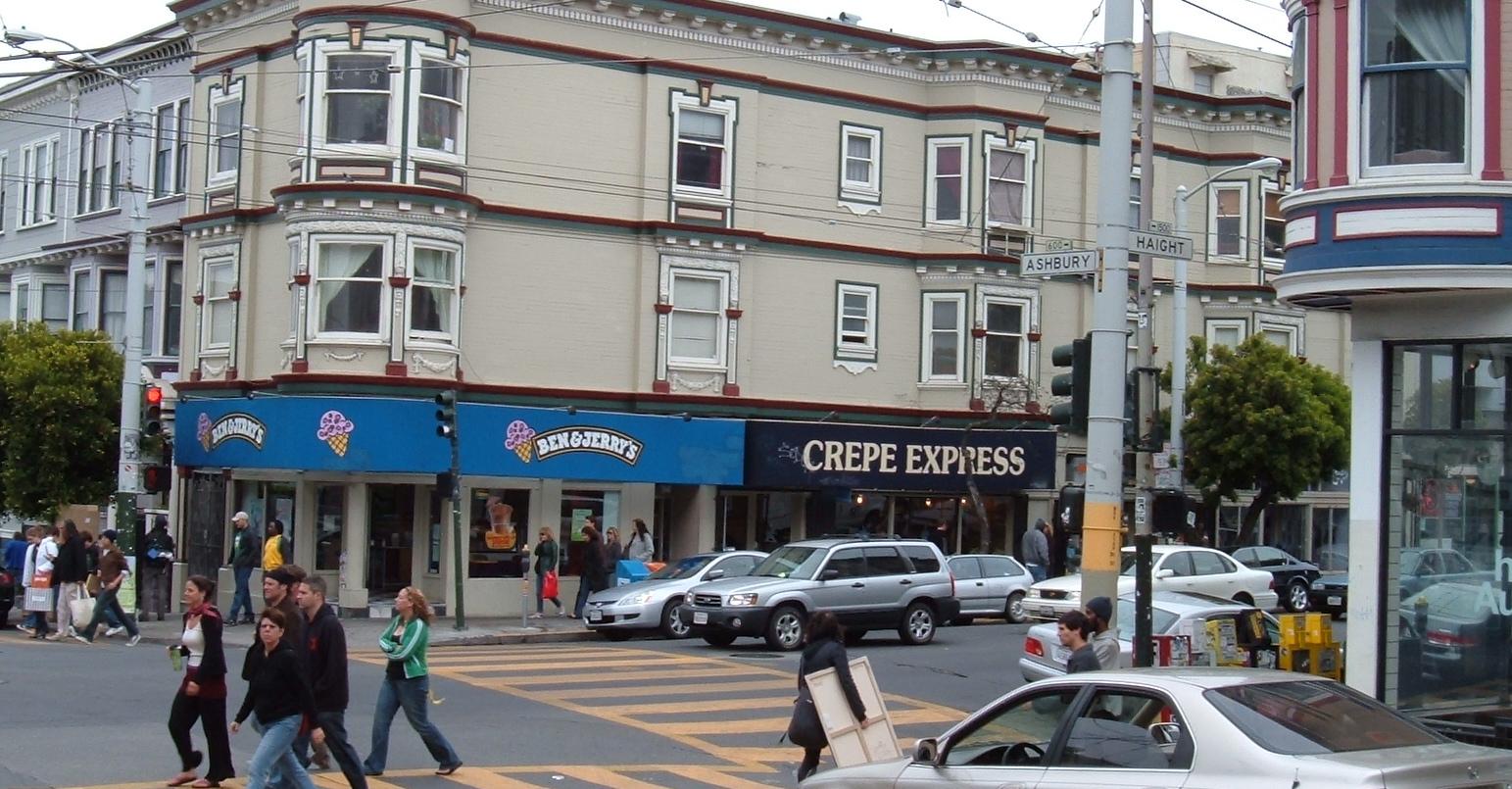 Haight Ashbury San Francisco Watch Dogs