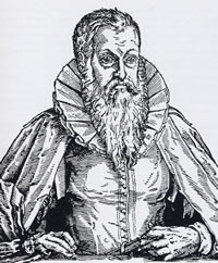 Hans Staden by H. J. Winkelmann, 1664