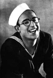 Harold Lloyd in A Sailor-Made Man