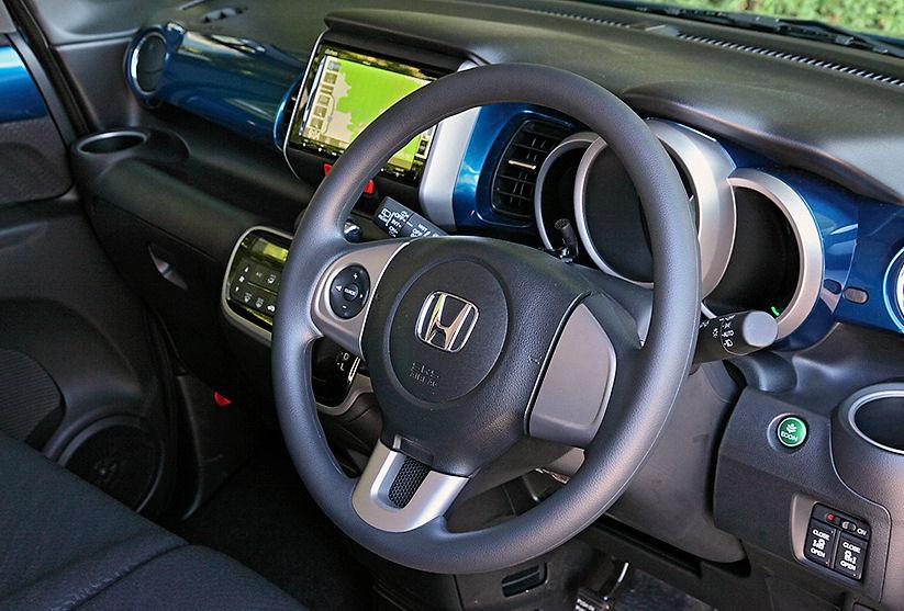 Honda N Box Interior