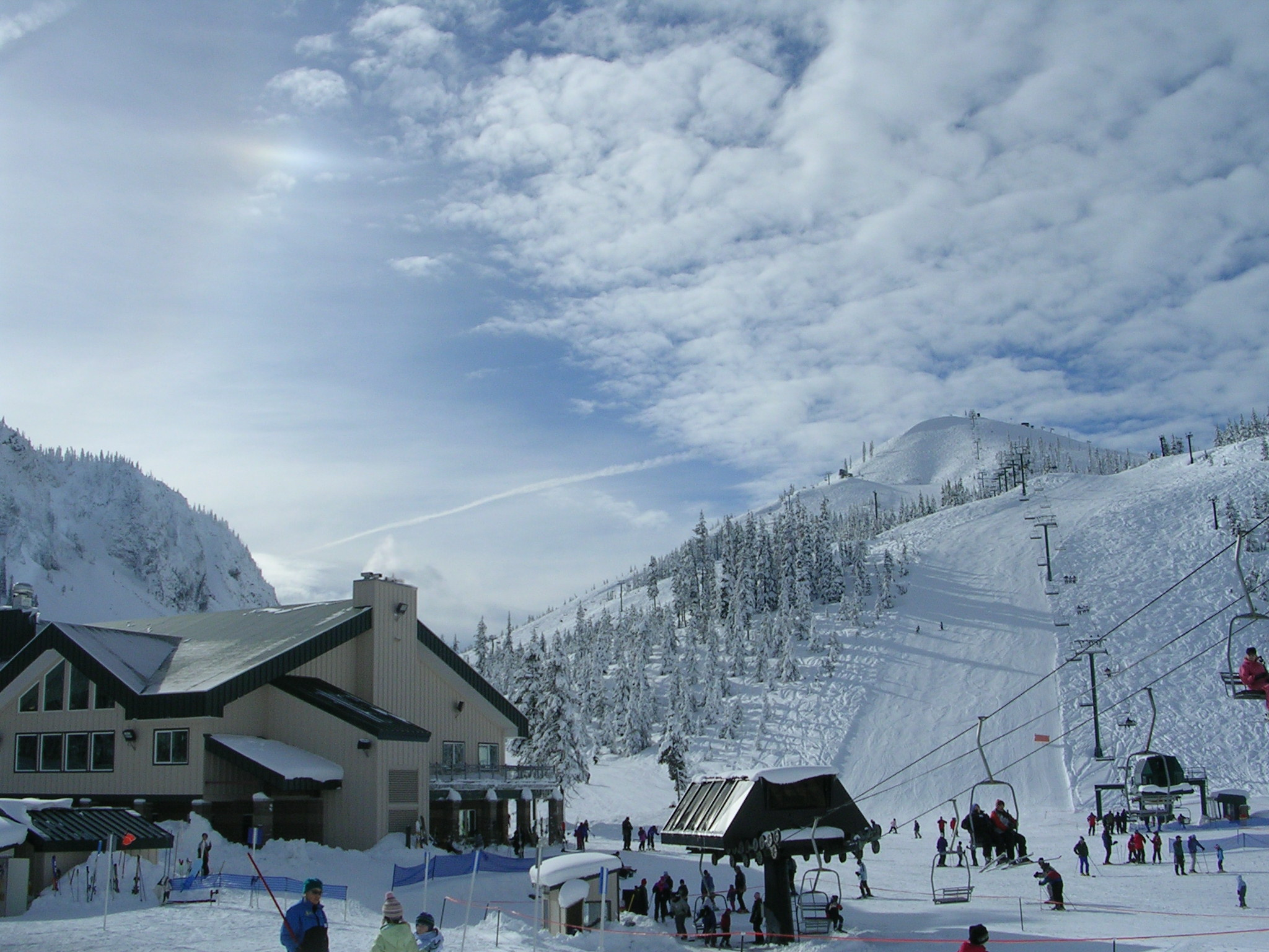 Seattle Ski Resorts
