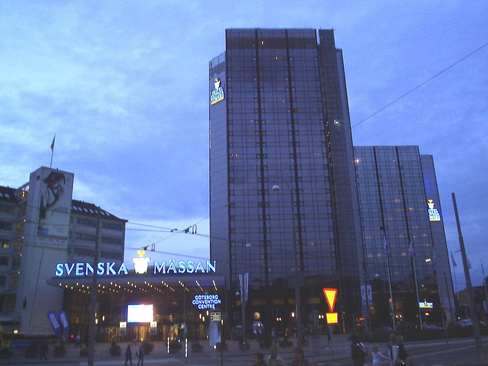 hotel i göteborg