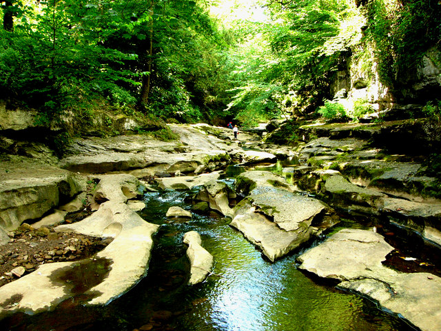 How Stean Gorge - geograph.org.uk - 445061