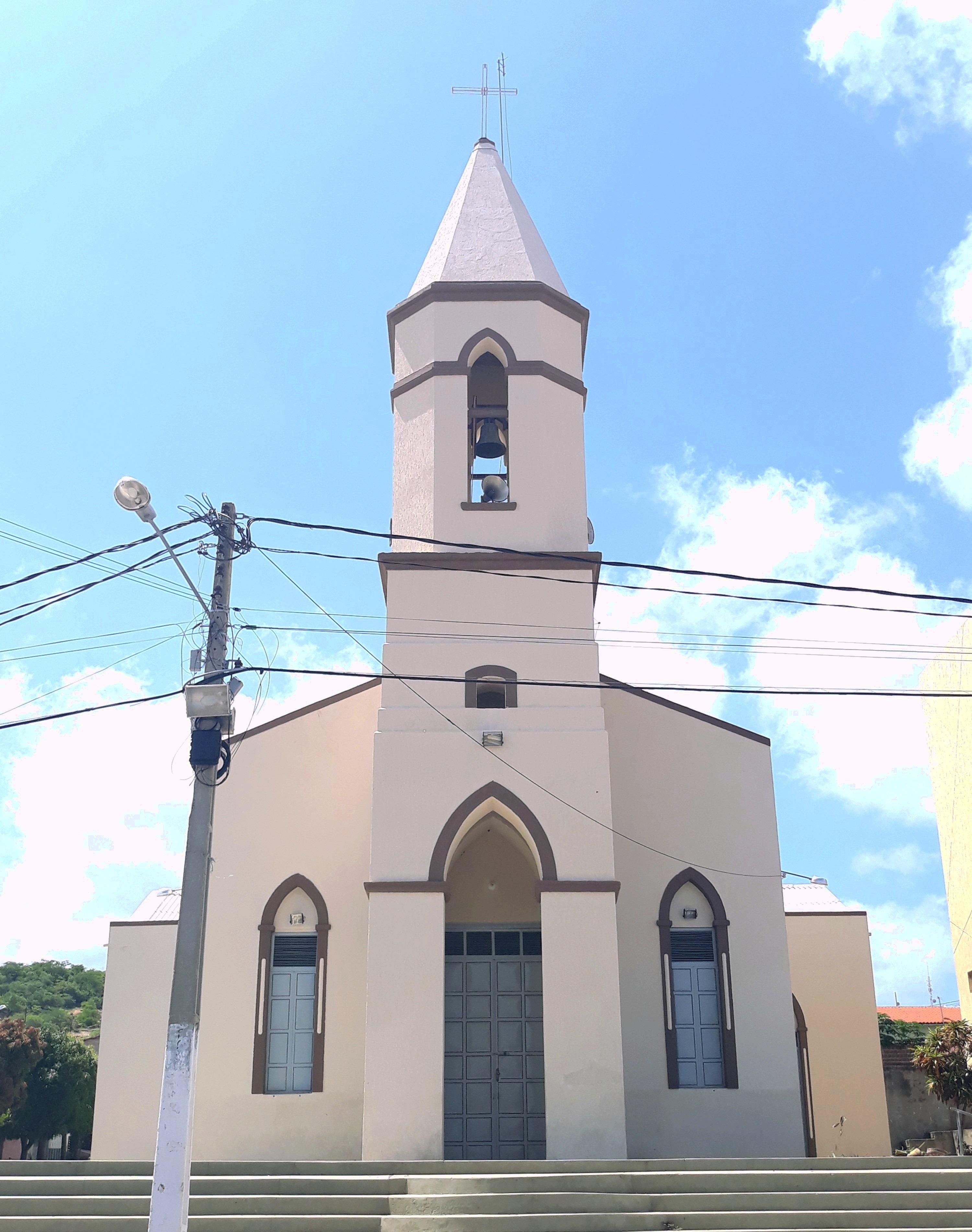 File igreja matriz de santo ant nio ant nio martins rn - Antonio martins ...