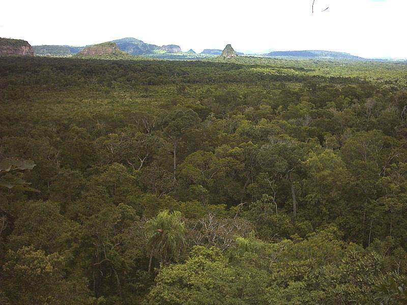 Cerro Corá, Paraguay