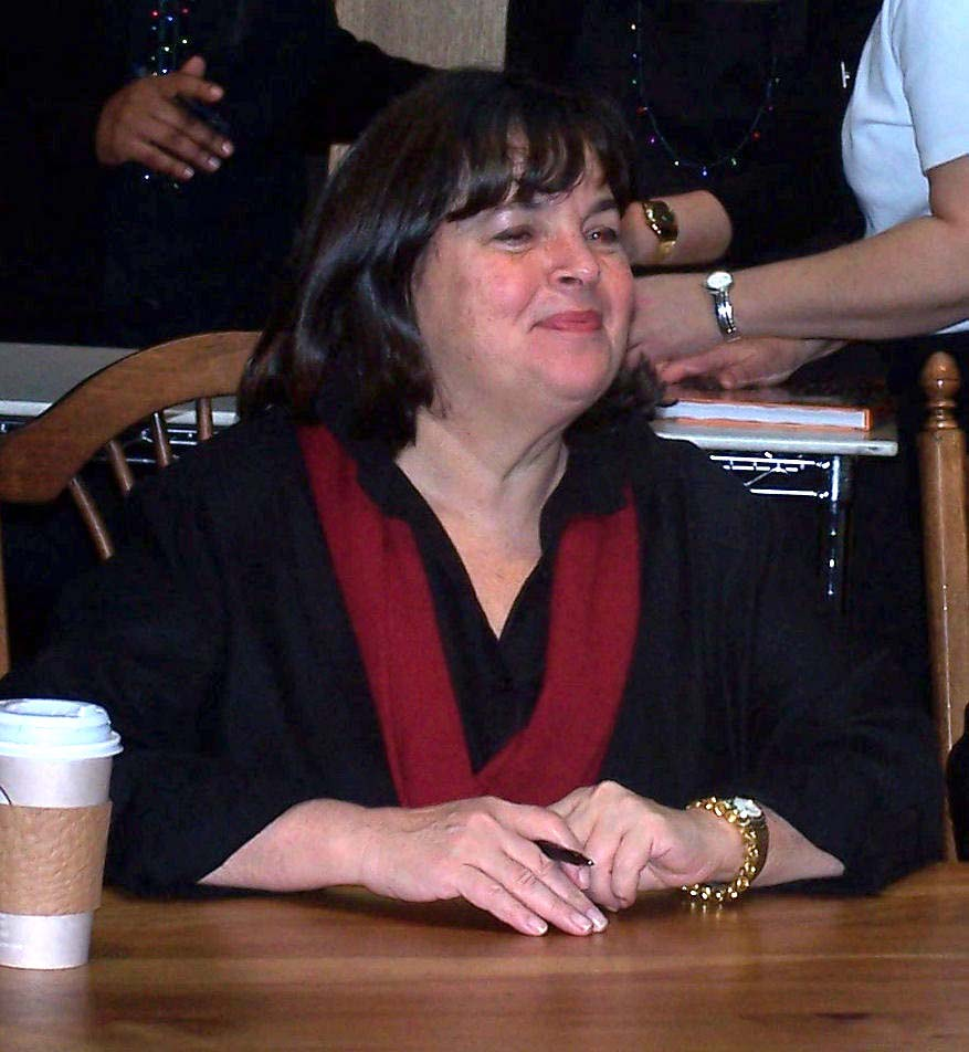 How Old Is Ina Garten Enchanting Ina Garten  Wikipedia Inspiration