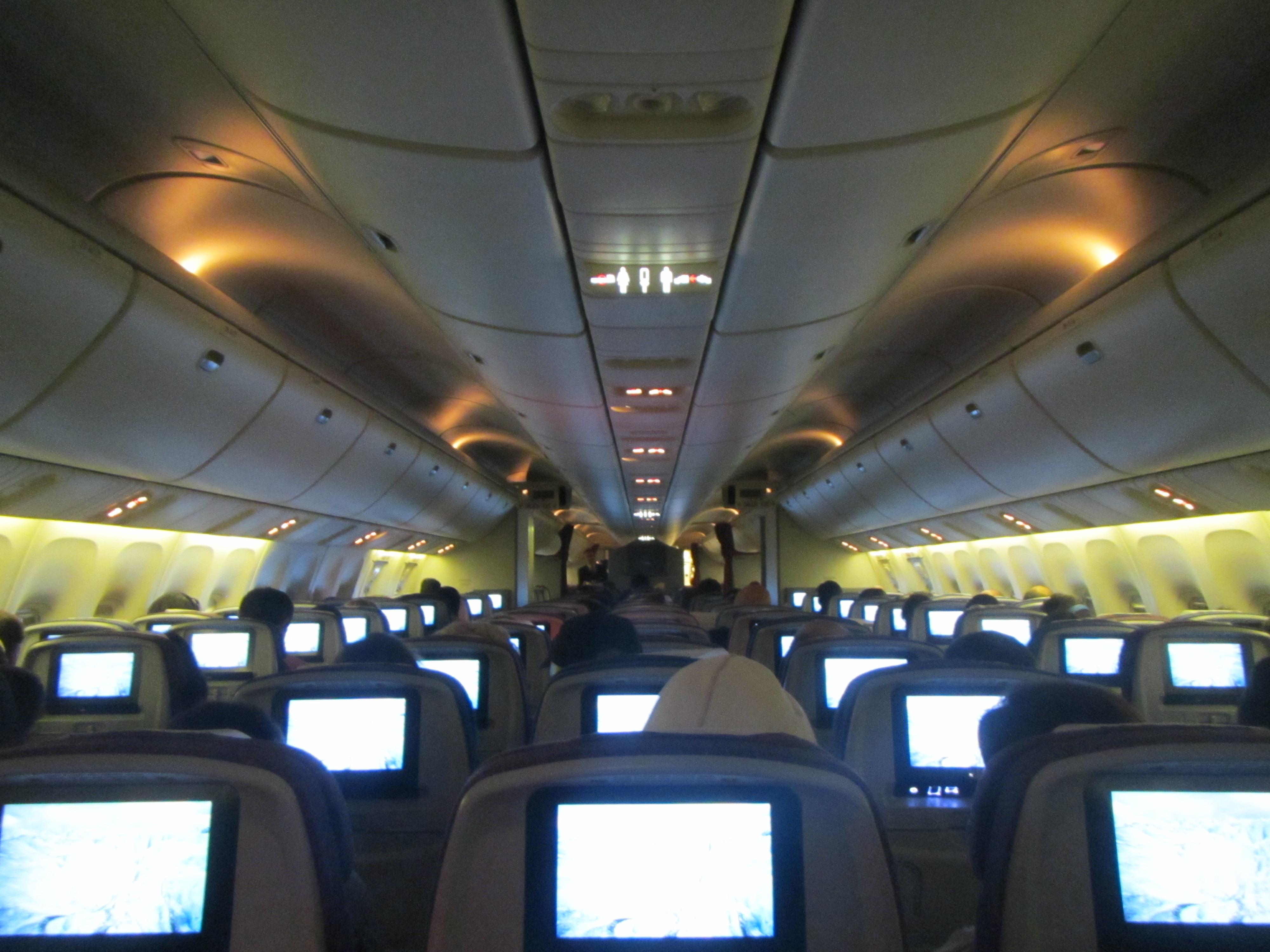 File Interior De Boeing 767 Lan Jpg