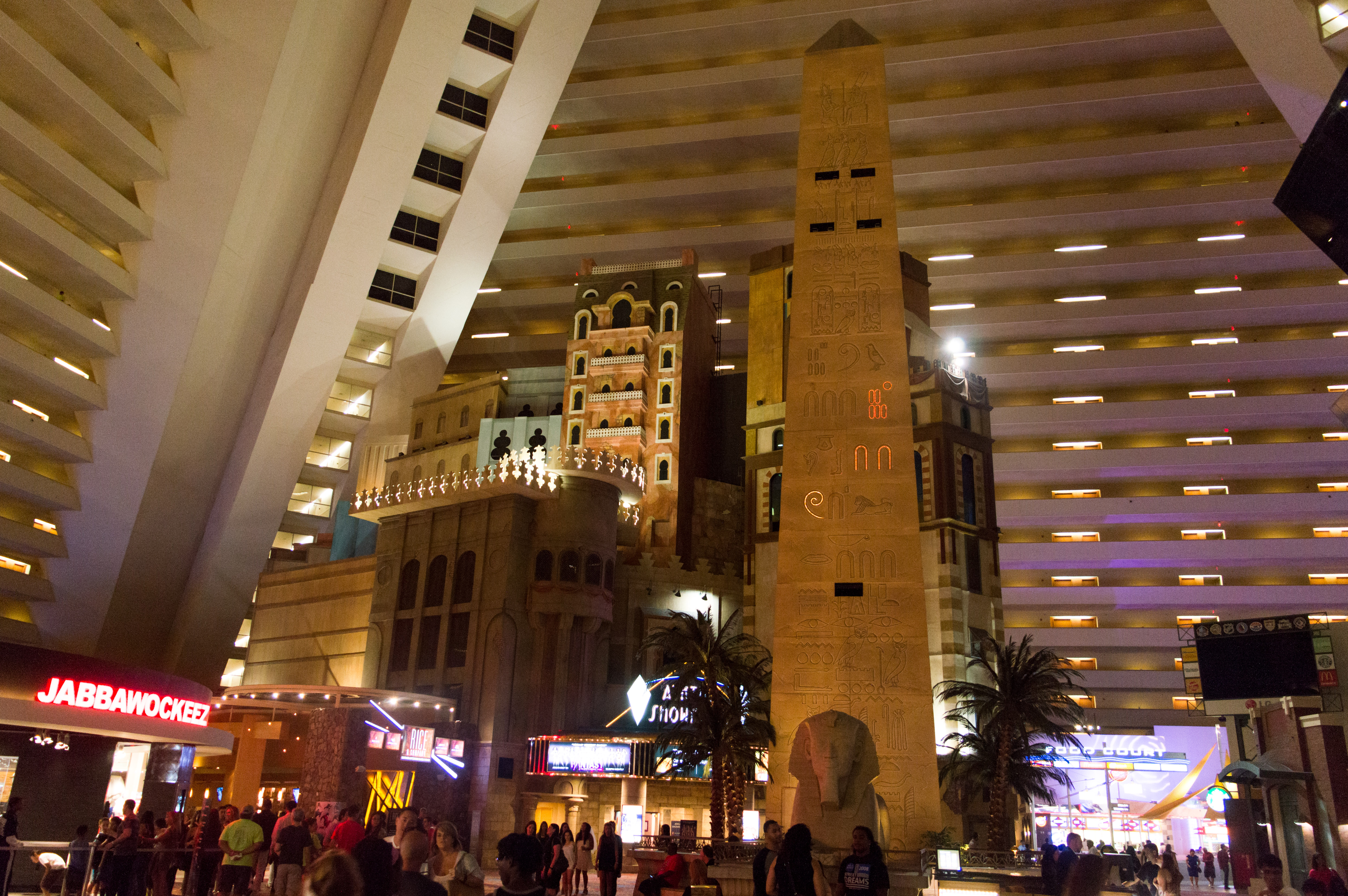 Las Vegas Hotel Car Rental Locations
