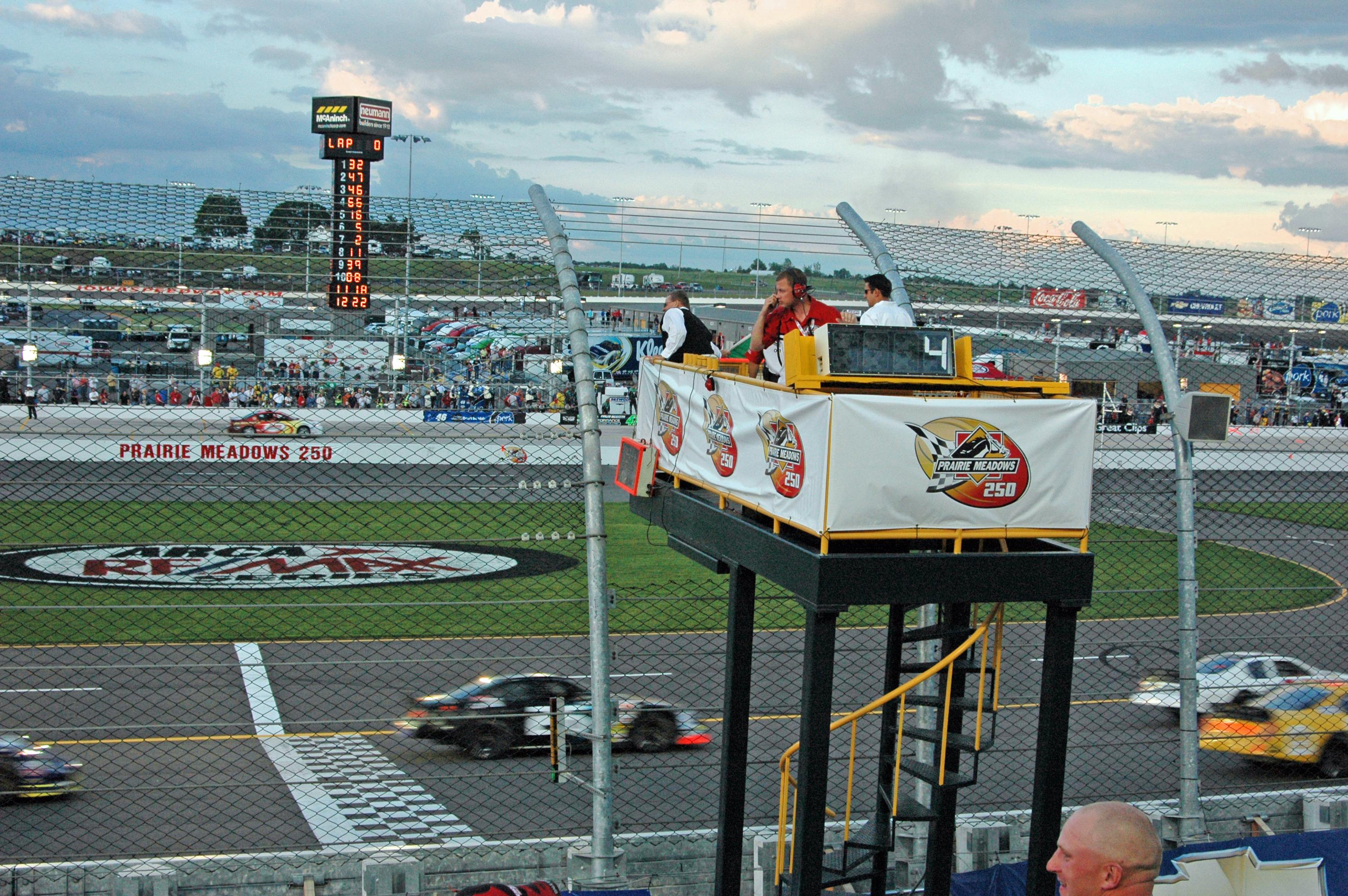 Mansfield Motor Speedway Sprint Car Race Replay