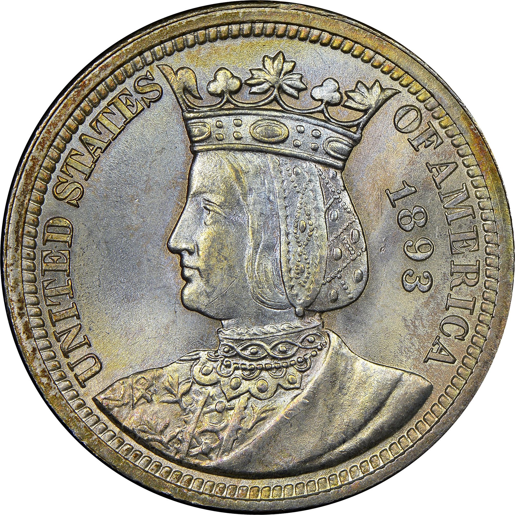 Isabella quarter