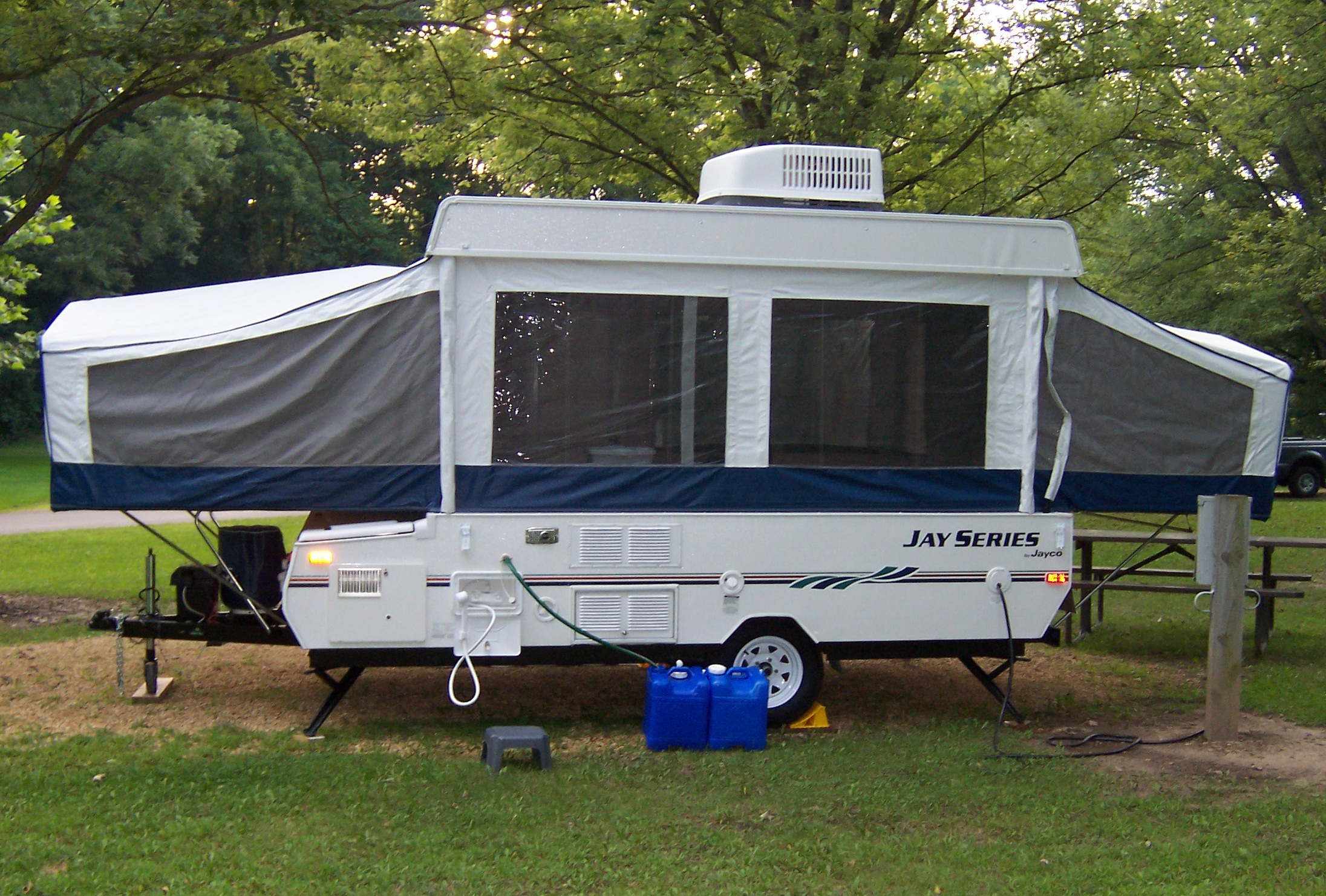 New Kampa Pop 340 Air Pro Air Awning For Pop Up Caravans Campers And