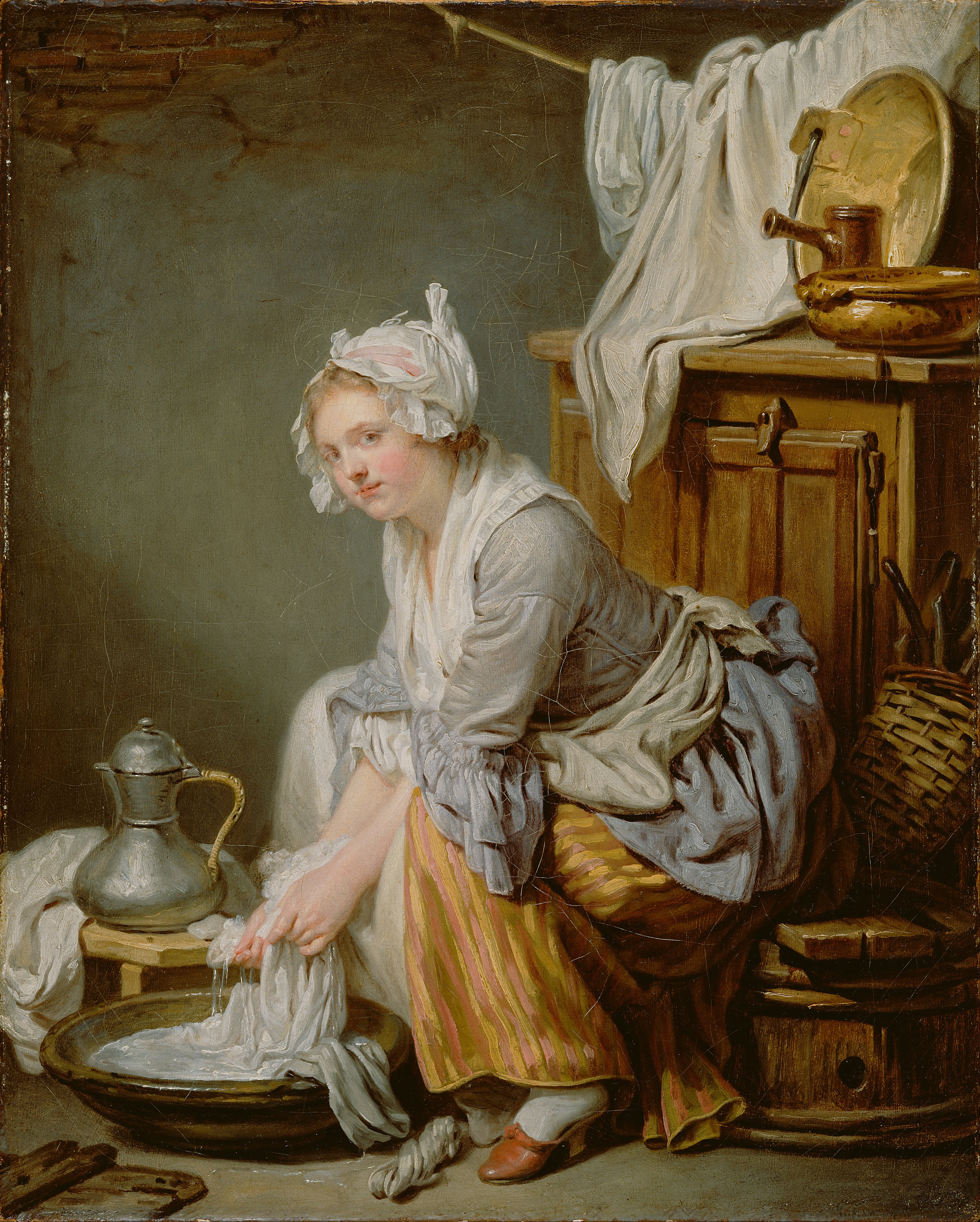 File jean baptiste greuze french the laundress la for 17th century french cuisine