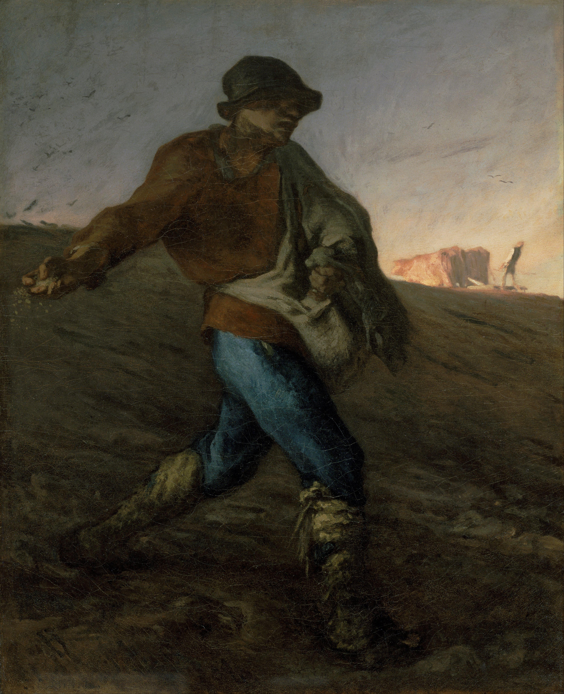Filejean François Millet The Sower Google Art Project