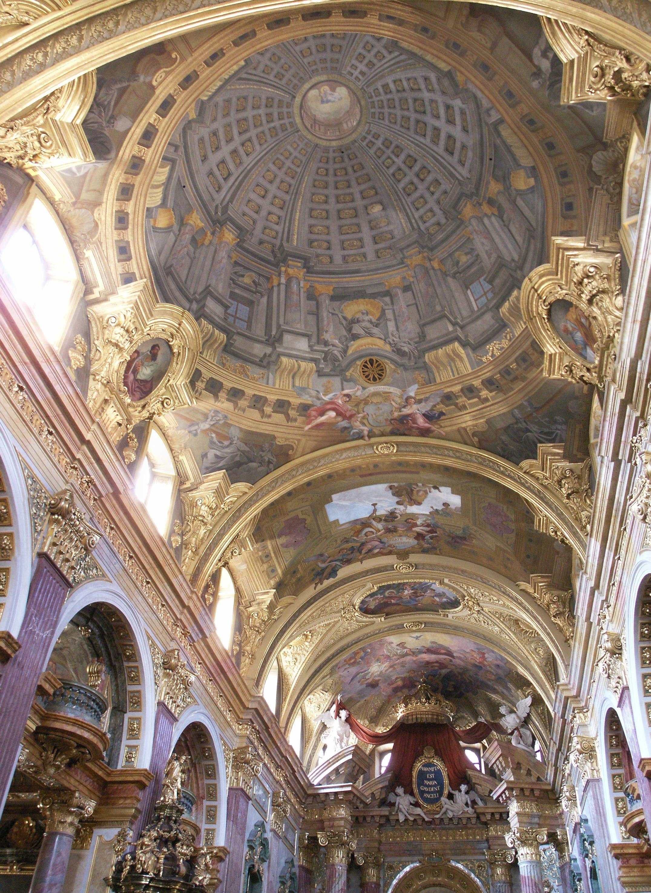 Pozzo andrea del prospettiva de 39 pittori e architetti - Portale architetti roma ...