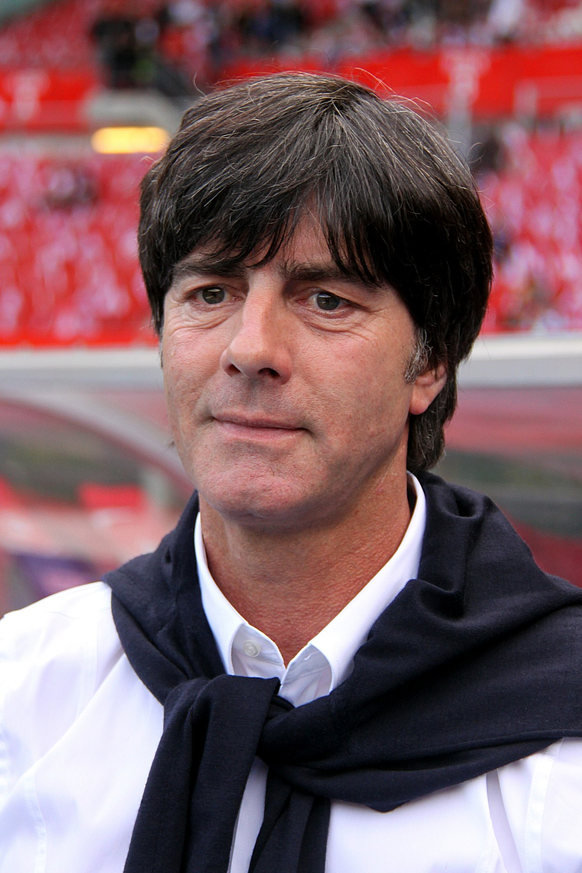 Joachim Löw earned a  million dollar salary - leaving the net worth at 18 million in 2017