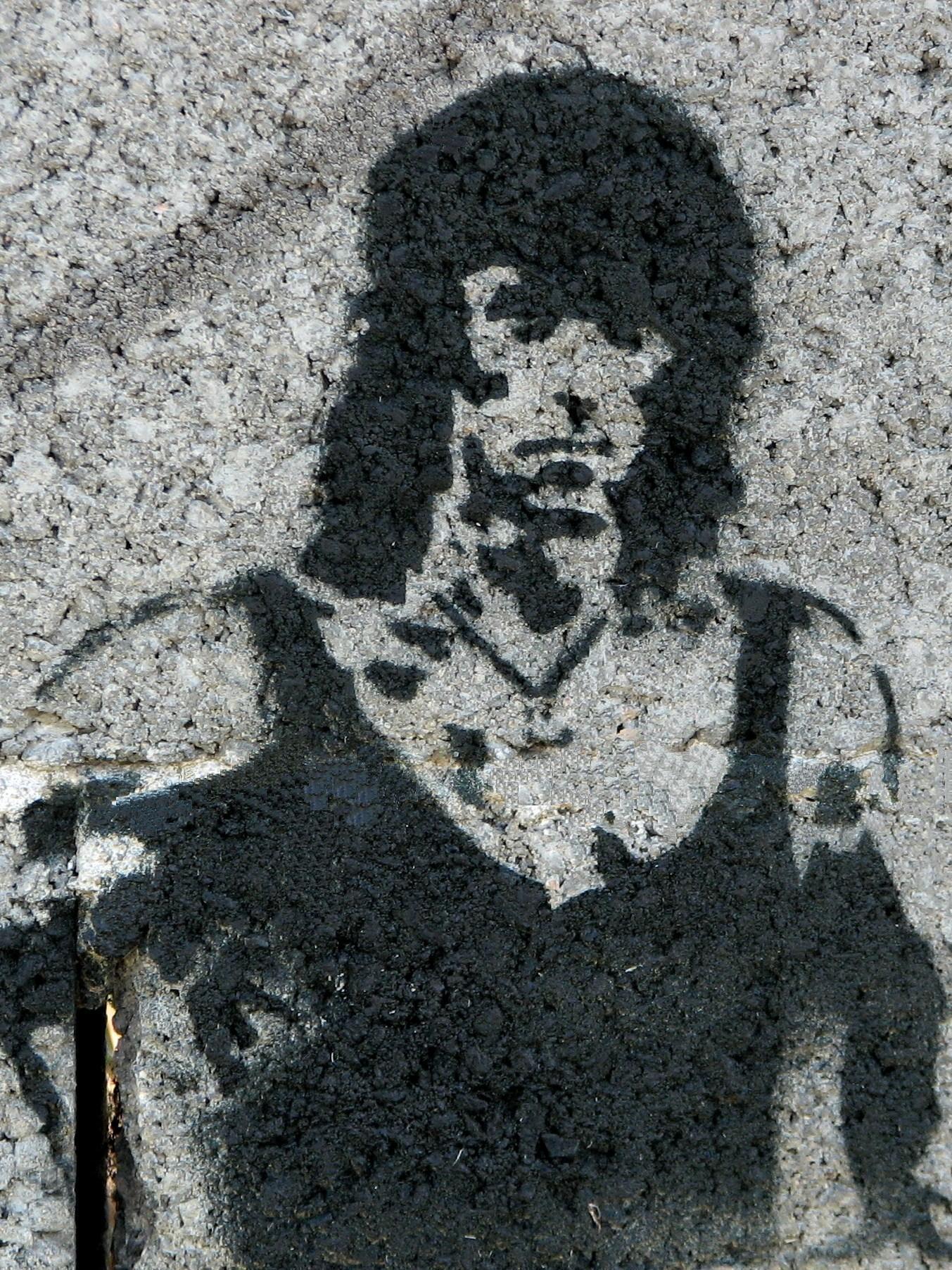 Gewarnt wurde auch von den Rambos auf der Straße (Bild: Wikipedia)