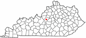 Loko di Bardstown, Kentucky