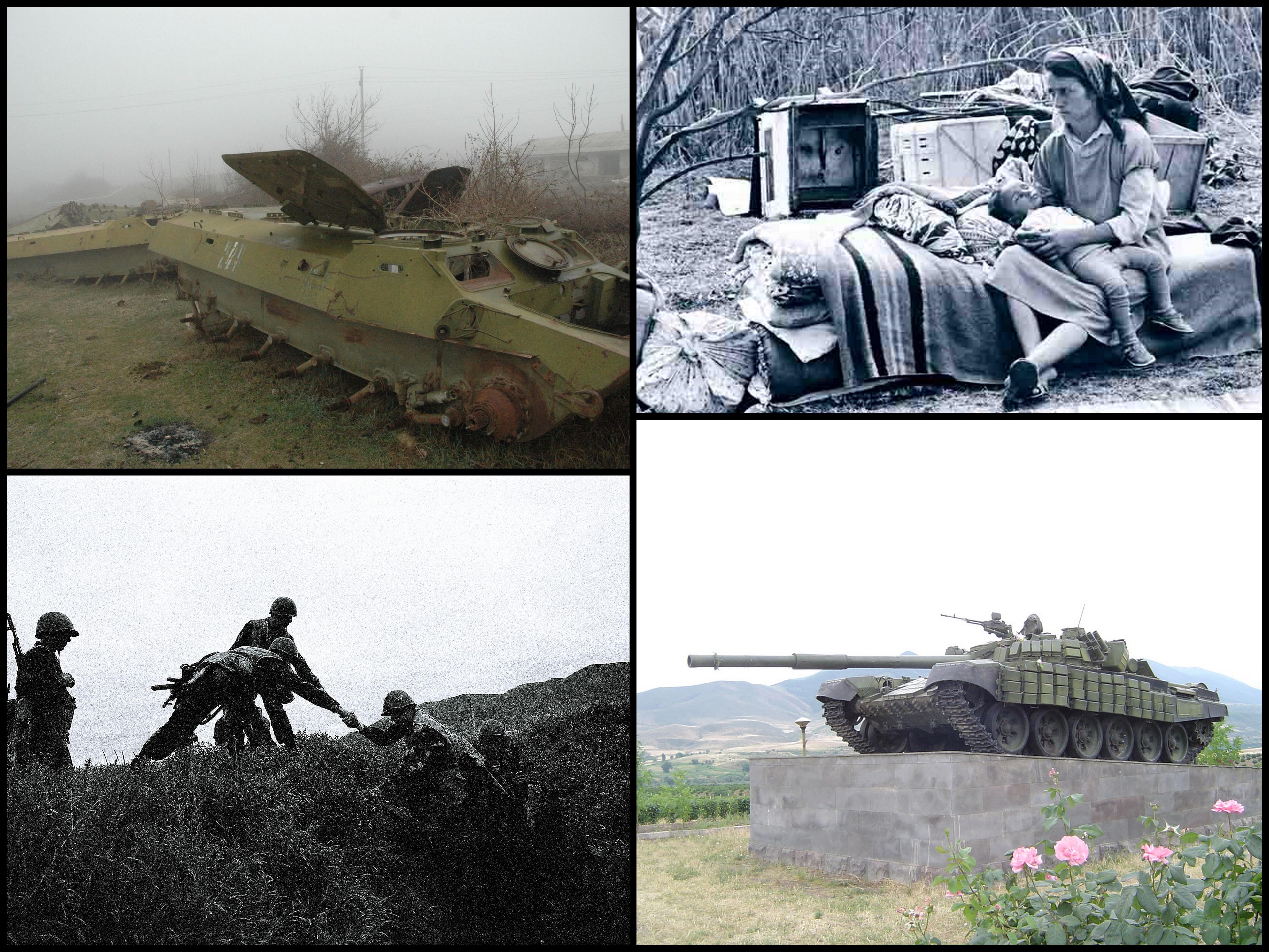 Nagorno Karabakh War Wikipedia