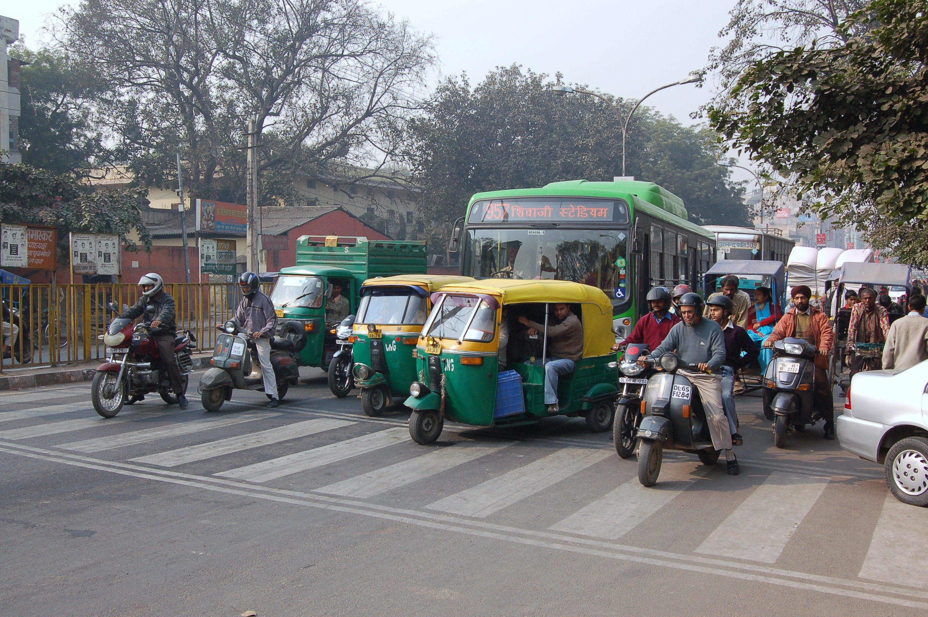 Effects Of Huge Fine On Traffic Rules In India