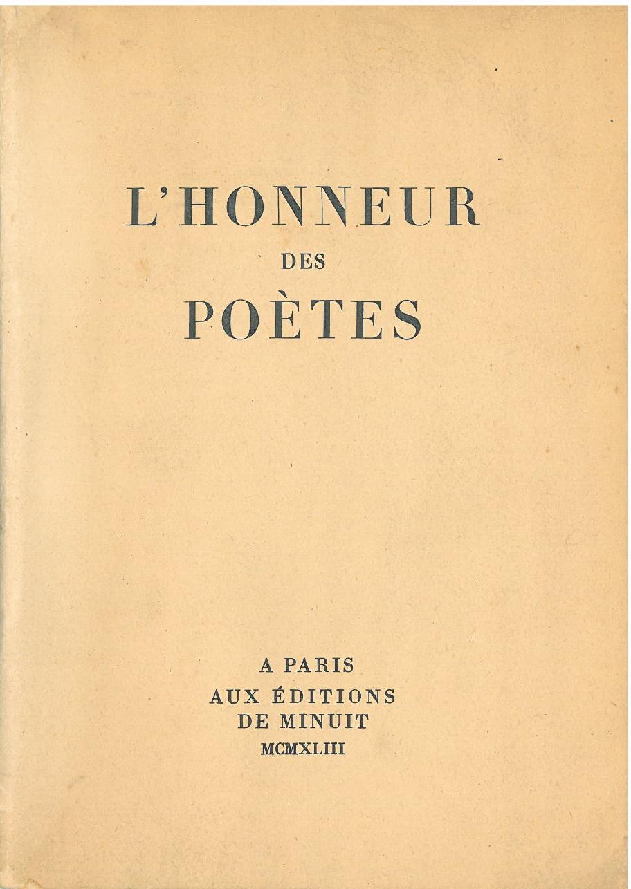 poésie datant Vitesse de rotation de datation