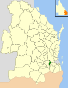 Shire of Laidley Local government area in Queensland, Australia