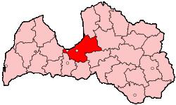 Riga District District in Latvia
