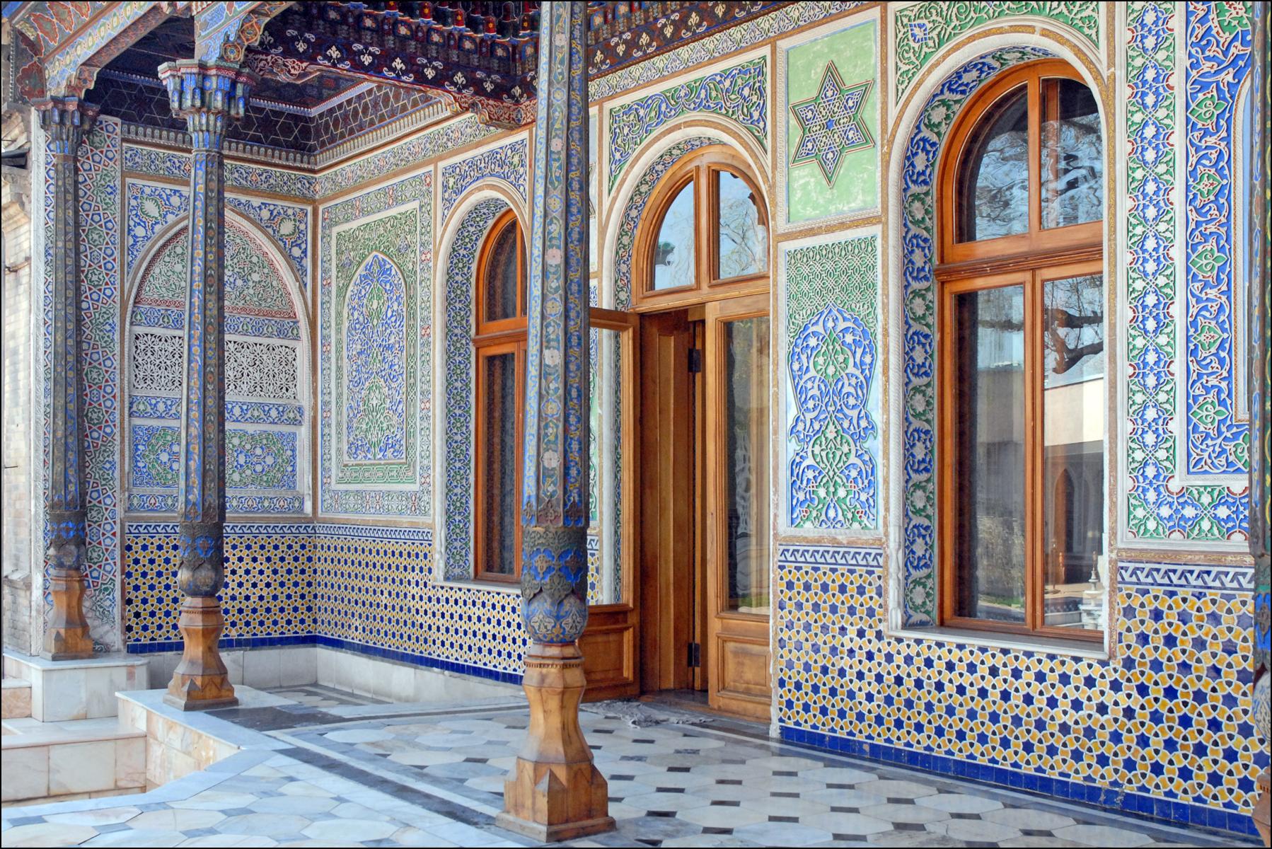 file le mus e des arts d coratifs tachkent ouzb kistan