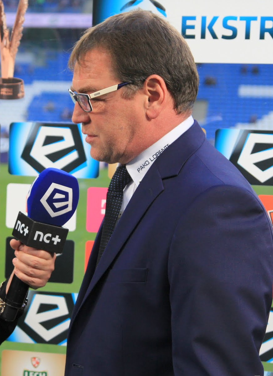 Urban being interviewed in 2015